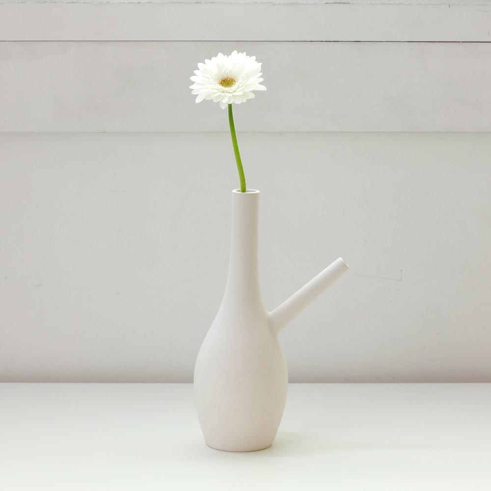 blur vase B (口狭タイプ)