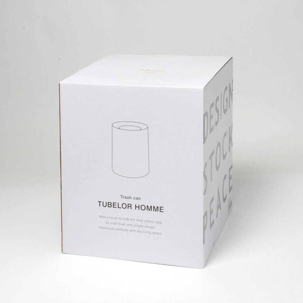 TUBELOR HOMME サンドホワイト