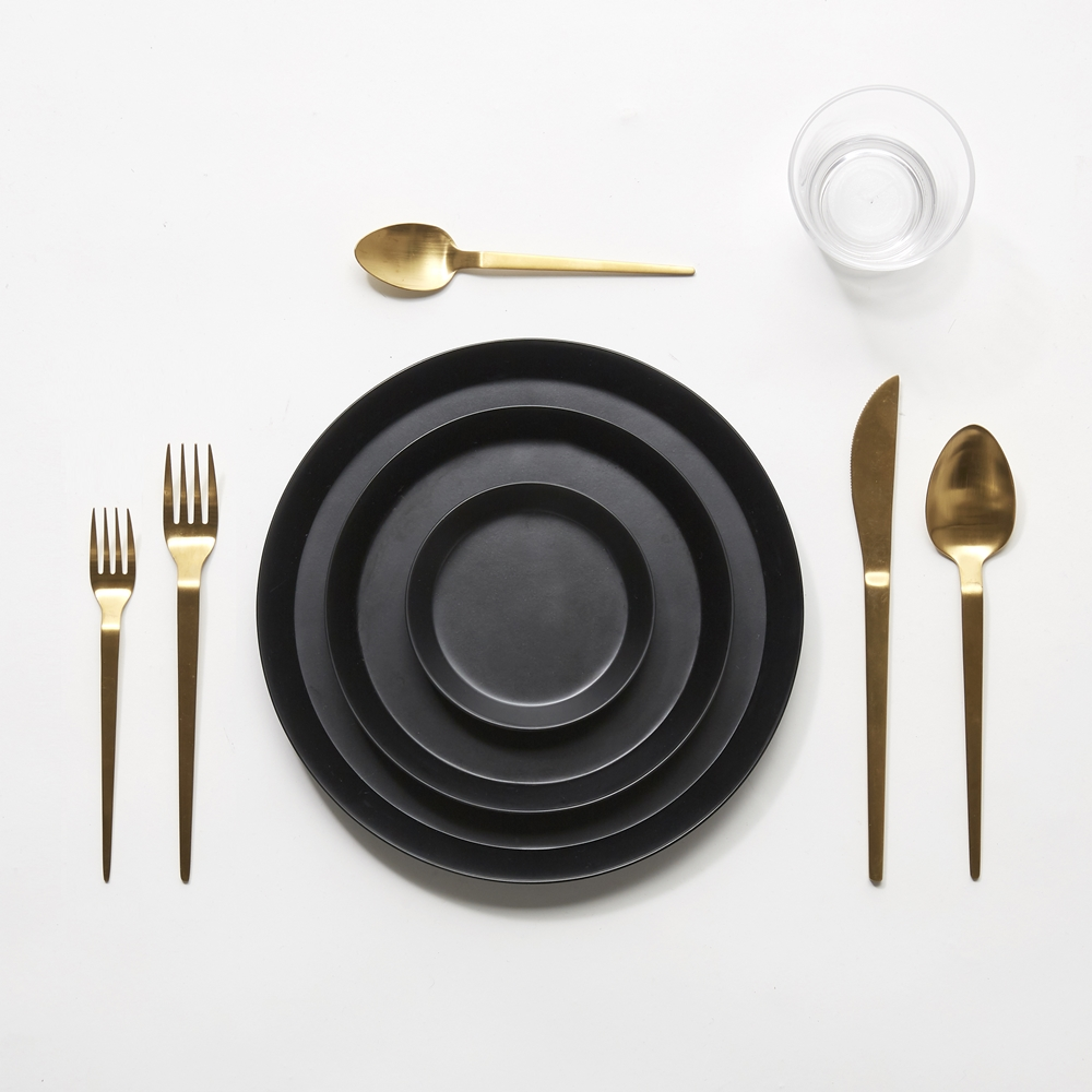 usumono plate24 ブラック