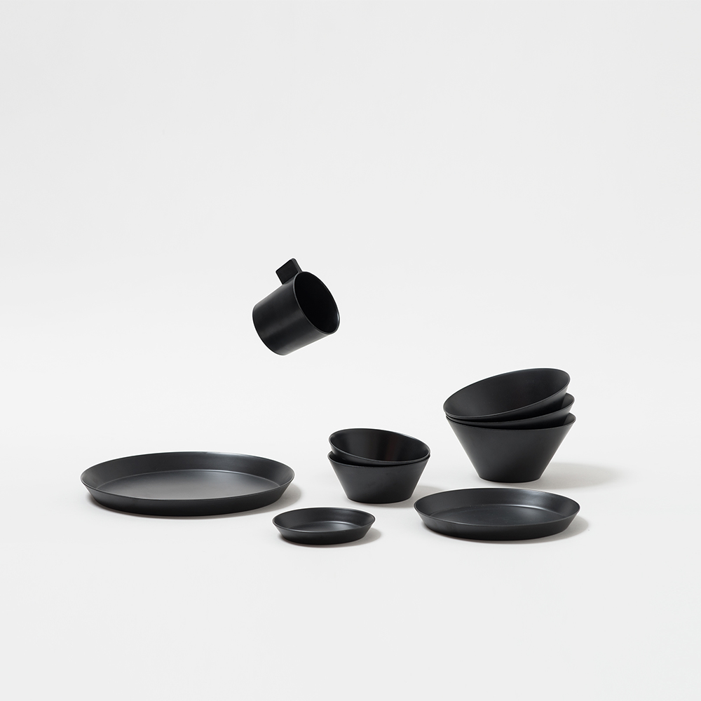 usumono mini bowl ブラック