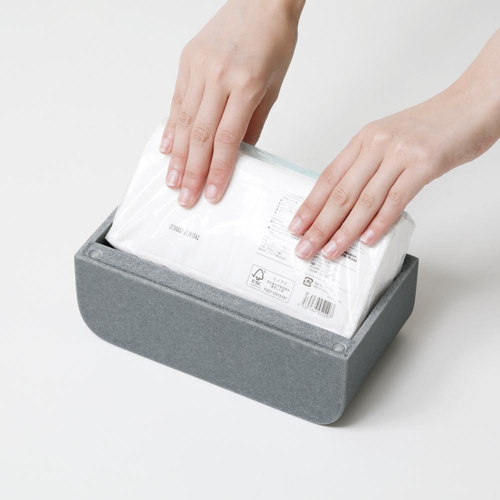 Tissue Case SP ホワイト