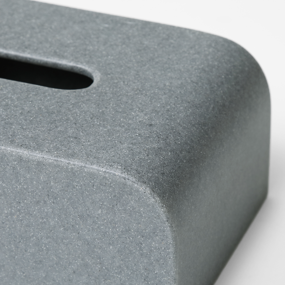 Tissue Case SP ストーンサンドグレー