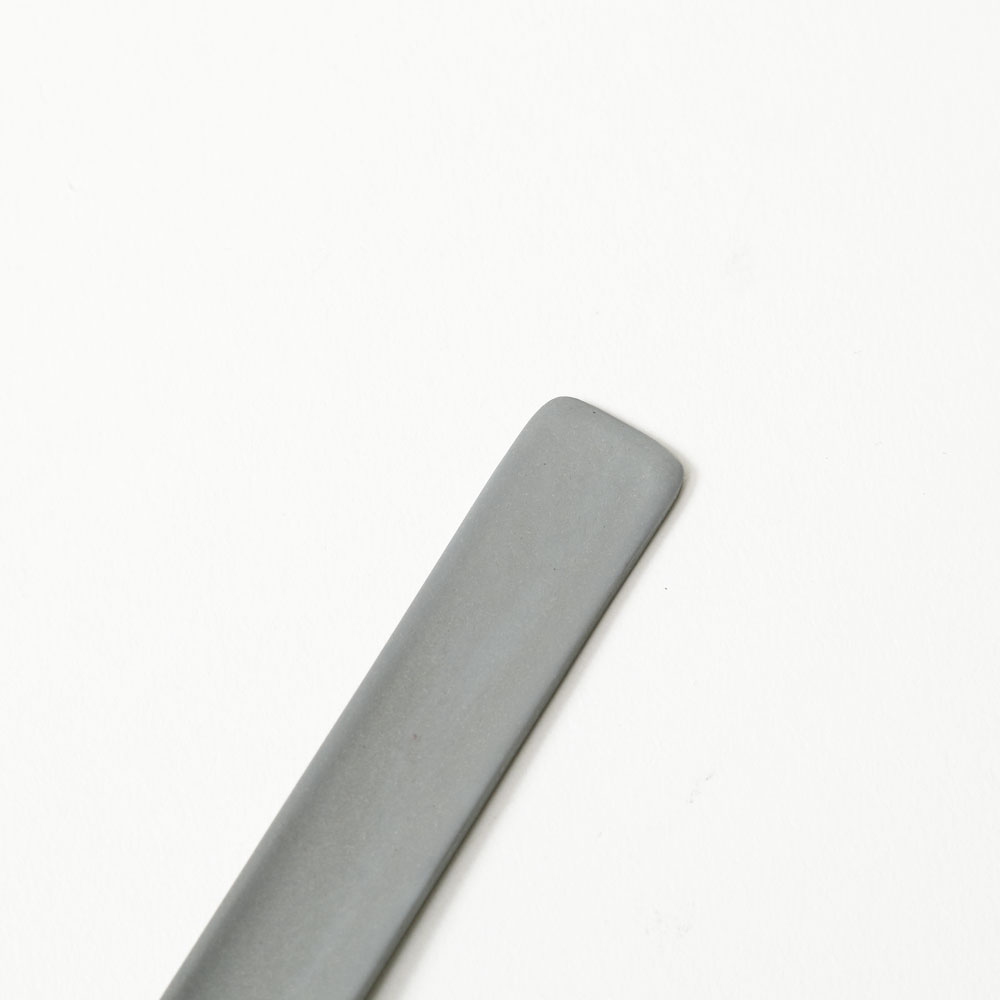 【入荷予約】b fiber cutlery/2+2pcs アッシュグレー
