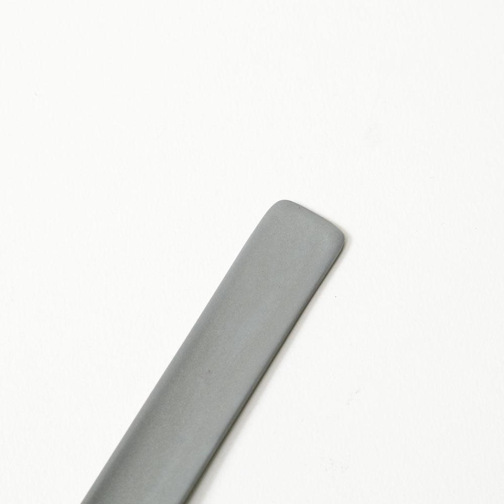 【NEW】b fiber cutlery/2+2pcs アッシュグレー