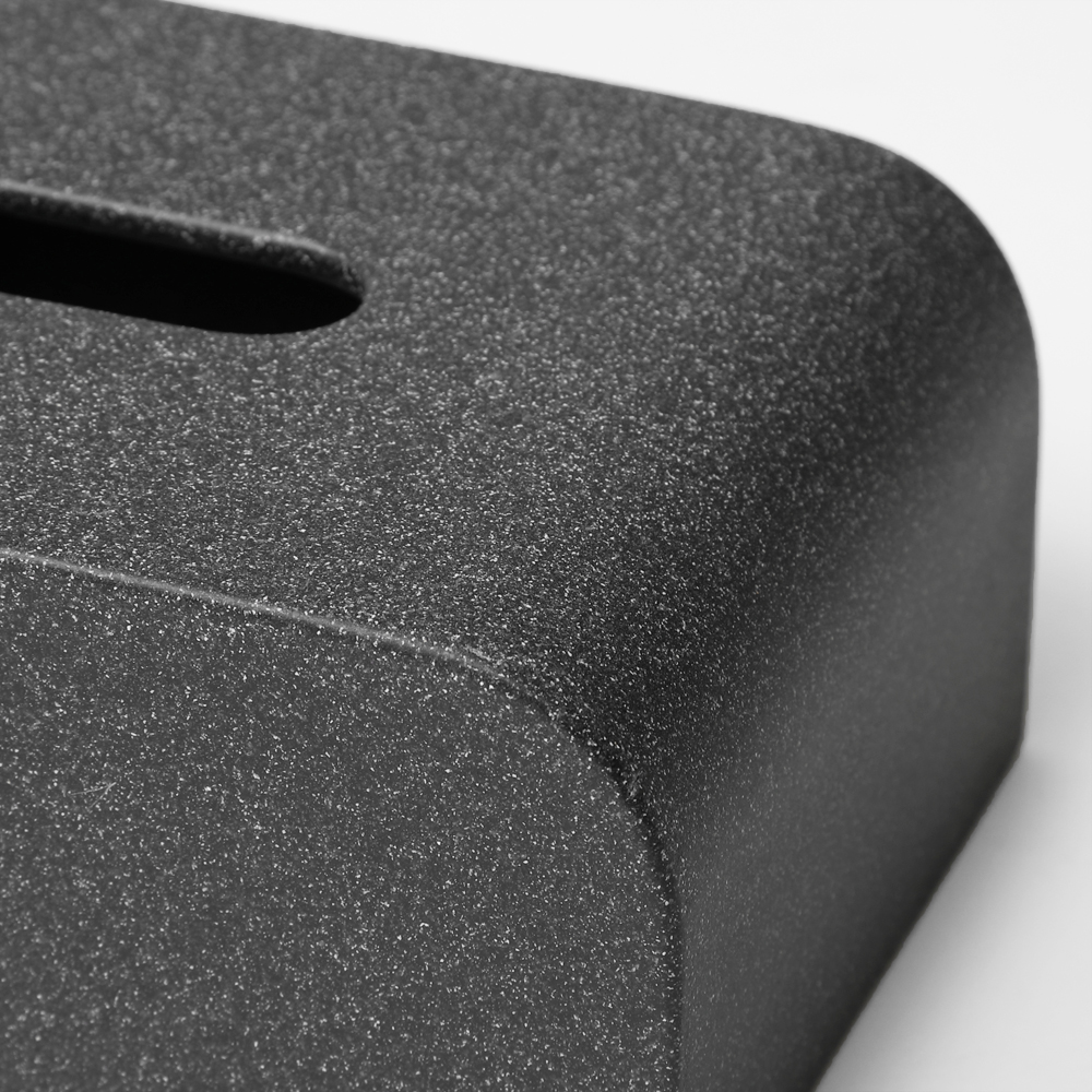 Tissue Case SP ストーンサンドブラック