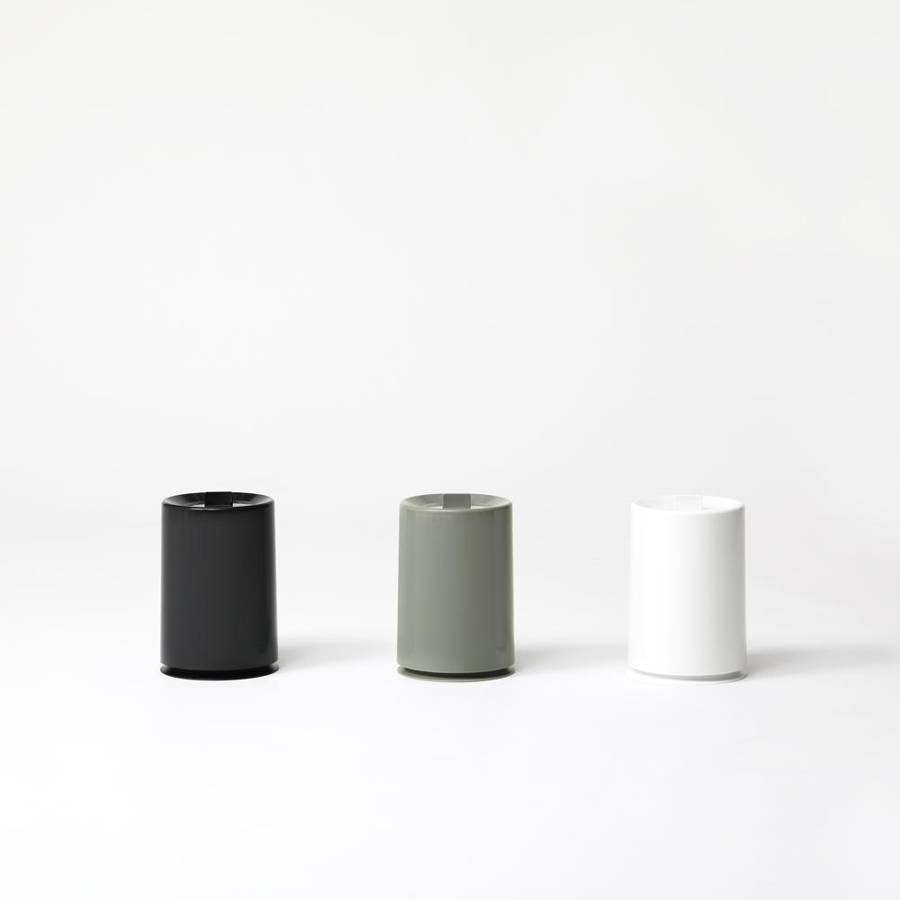 mini TUBELOR with Lid アッシュグレー