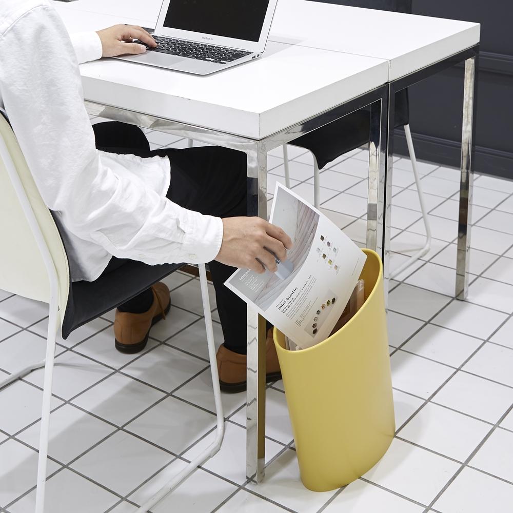 OFFICE TRASH マスタード