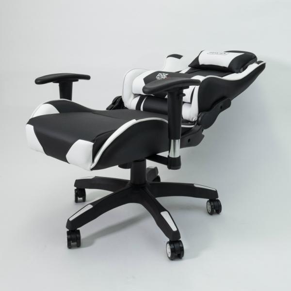 【法人様限定】【送料無料】 ゲーミングチェア GD-833 リクライニング/ヘッドレスト/ランバーサポート/肘付き デスクチェア PCチェア チェア ゲーミングイス ゲーム用チェア ゲームチェア レーシングチェア ゲーム用椅子 ゲーミングチェアー オフィスチェア オフィス家具