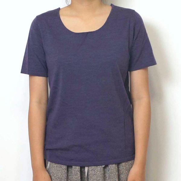 【セール】ウールプレーンアンサンブル(Fairy Cotton)【ナチュラル服】