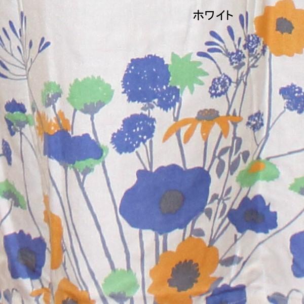 【セール】花畑のワンピース(Little market)【ナチュラル服】