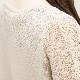 【セール】紫外線も花粉もカット!機能性コットンニットカーディガン(wordtrobe)【ナチュラル服】