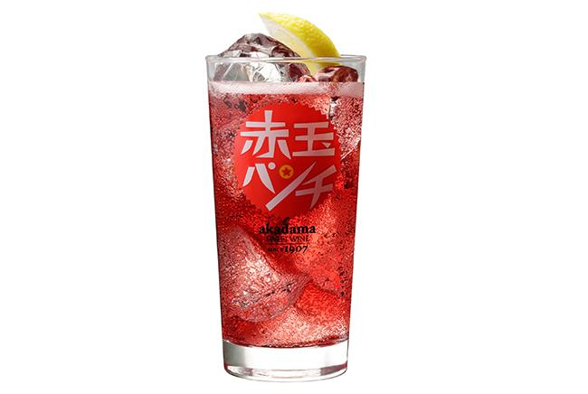 赤玉パンチグラス