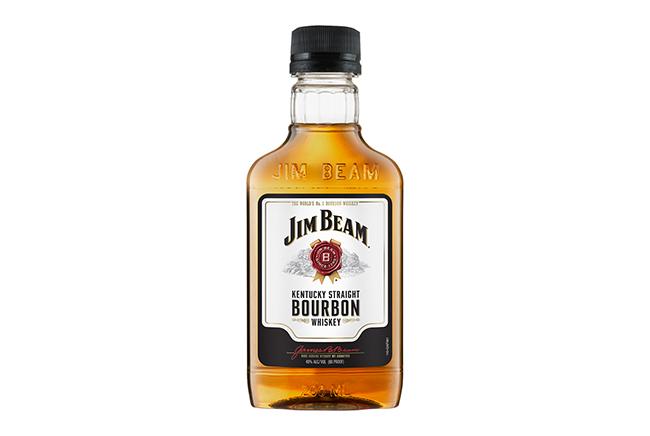 ジムビーム ポケットボトル 200ml