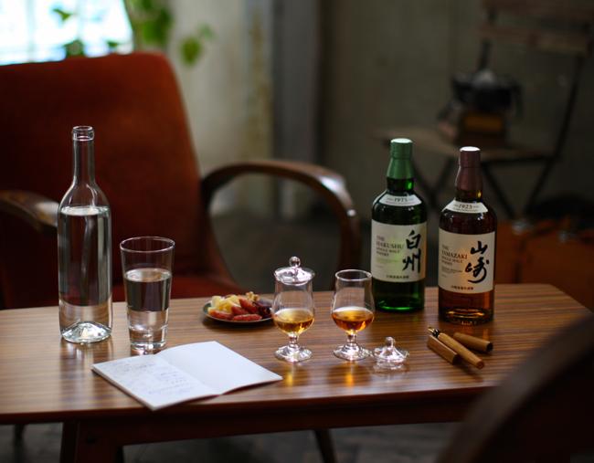 フタ付きテイスティンググラス2個(輿水精一監修テイスティングノート付き)