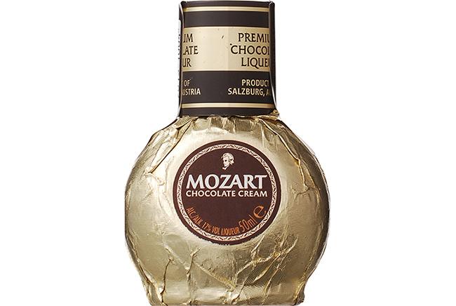 モーツアルト チョコレートクリーム リキュール ミニチュア