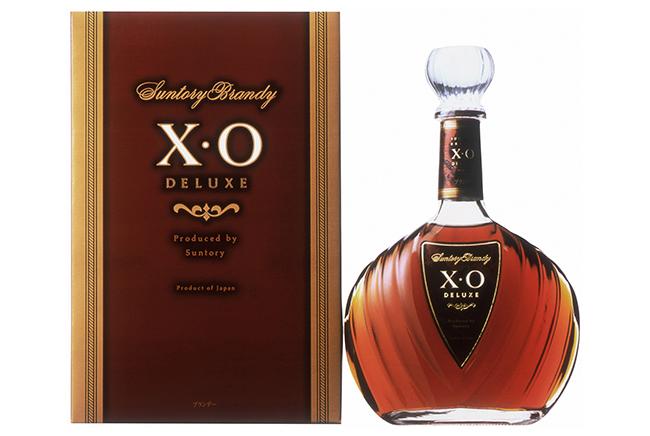 サントリーブランデー X・Oデラックス ギフトパッケージ XOD01