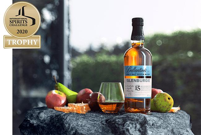 【送料無料・数量限定】バランタイン17年+ シングルモルト 15年3種飲み比べセット