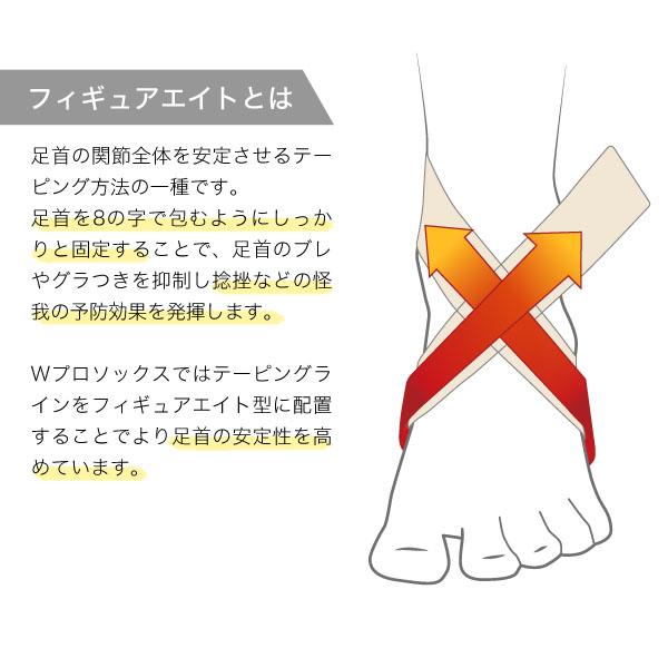 Runtage × Itoix ダブルプロソックス(W PRO SOCKS) 【単品購入の場合メール便対象商品です※代金引換不可】 [M便 1/1]_IFIT10