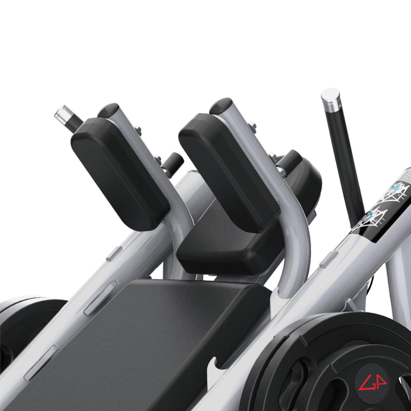 MG-PL71(ハックスクワット)〈MAGNUMシリーズ〉/業務用ストレングスマシン〈業務用MATRIX〉《ジョンソンヘルステック》