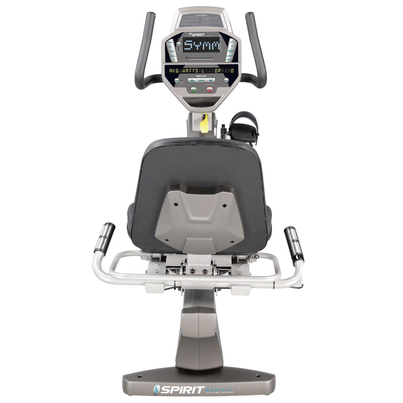 MR100/医療用(リハビリ・機能訓練向け)リカンベントバイク〈Spirit Fitness〉《ダイヤコ》