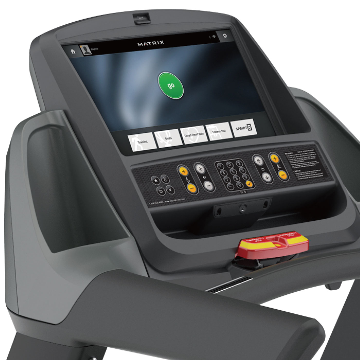 T3xe/業務用ランニングマシン〈業務用MATRIX〉《ジョンソンヘルステック》