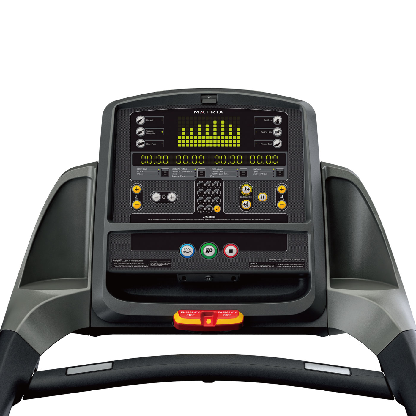T3xm/業務用ランニングマシン〈業務用MATRIX〉《ジョンソンヘルステック》