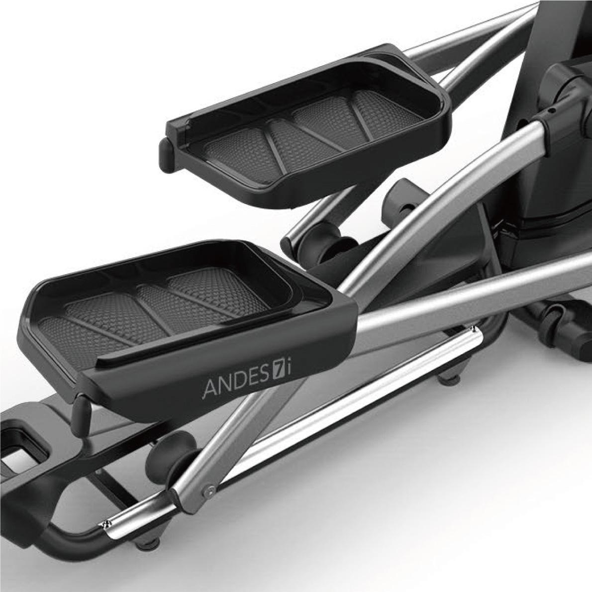 Andes7i/家庭用クロストレーナー《ジョンソンヘルステック》