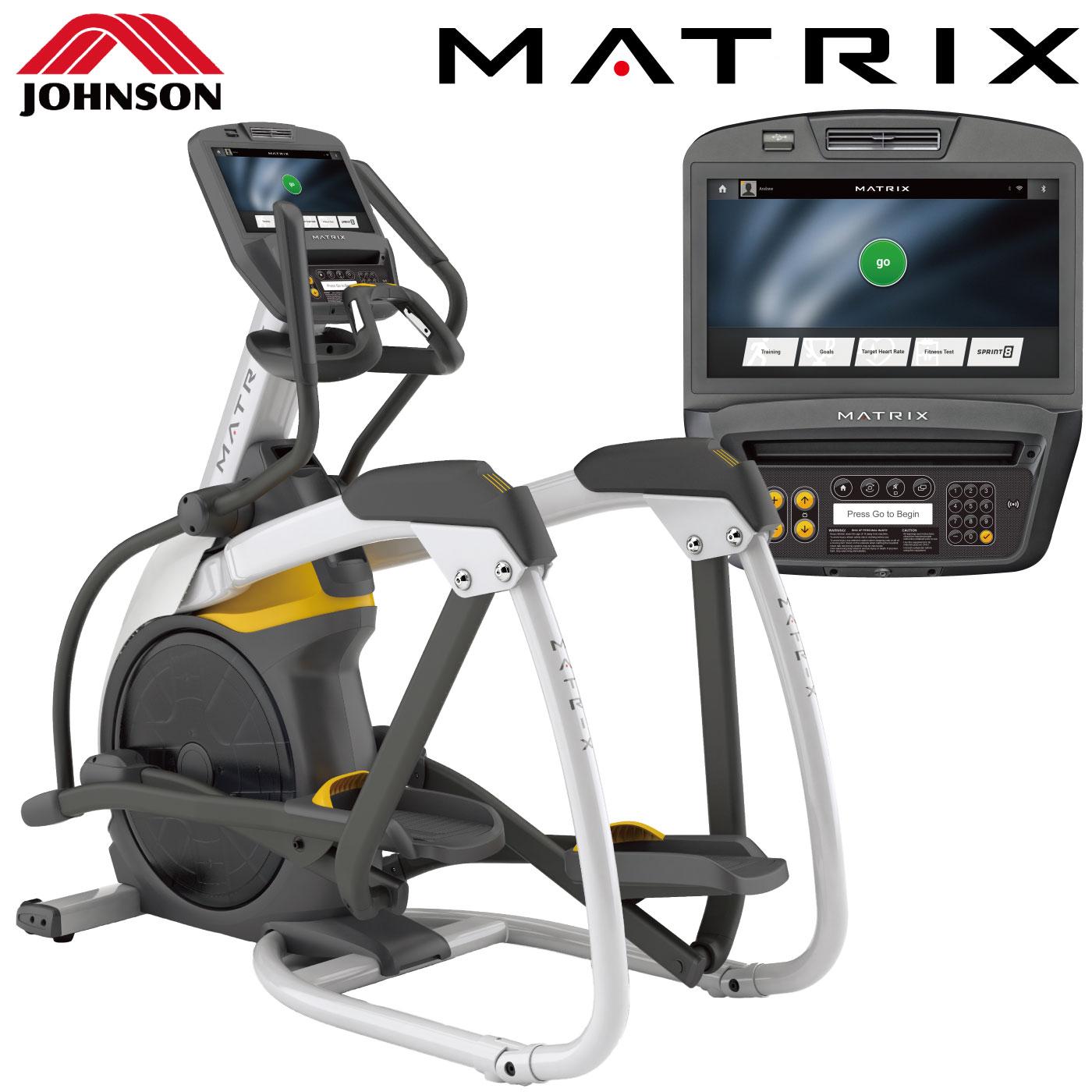 A7xe/業務用アセントトレーナー〈業務用MATRIX〉《ジョンソンヘルステック》
