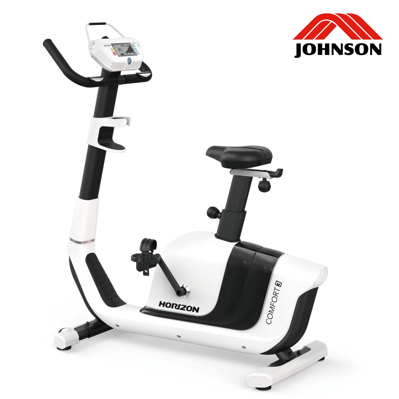 Comfort3/家庭用アップライトバイク〈HORIZON〉《ジョンソンヘルステック》