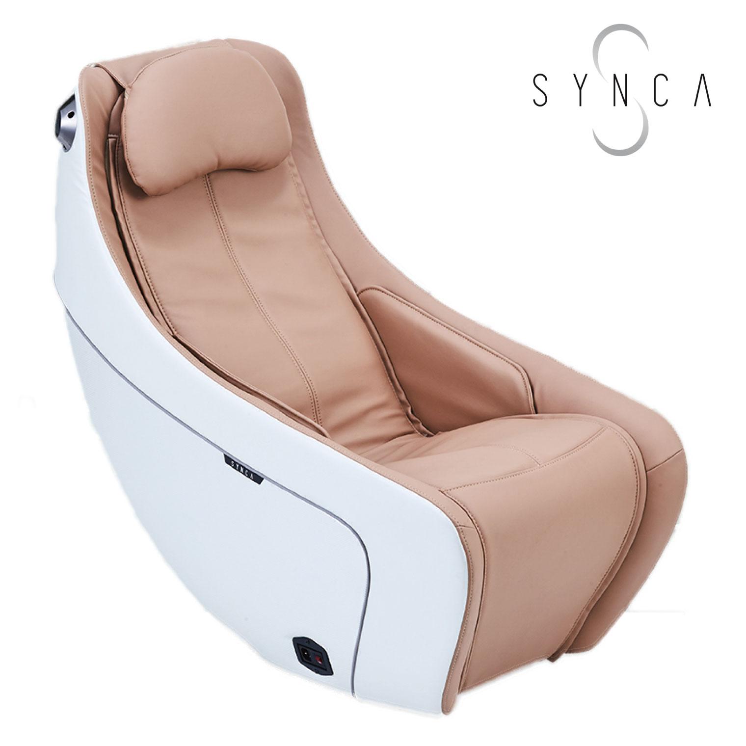 CirC(サーク)/コンパクトマッサージチェア《SYNCA》
