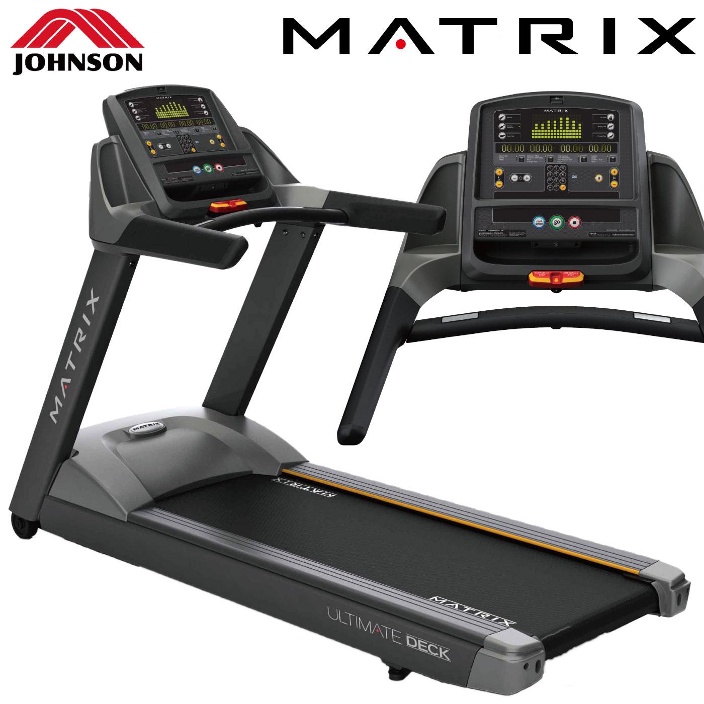 T3x/業務用ランニングマシン〈業務用MATRIX〉《ジョンソンヘルステック》