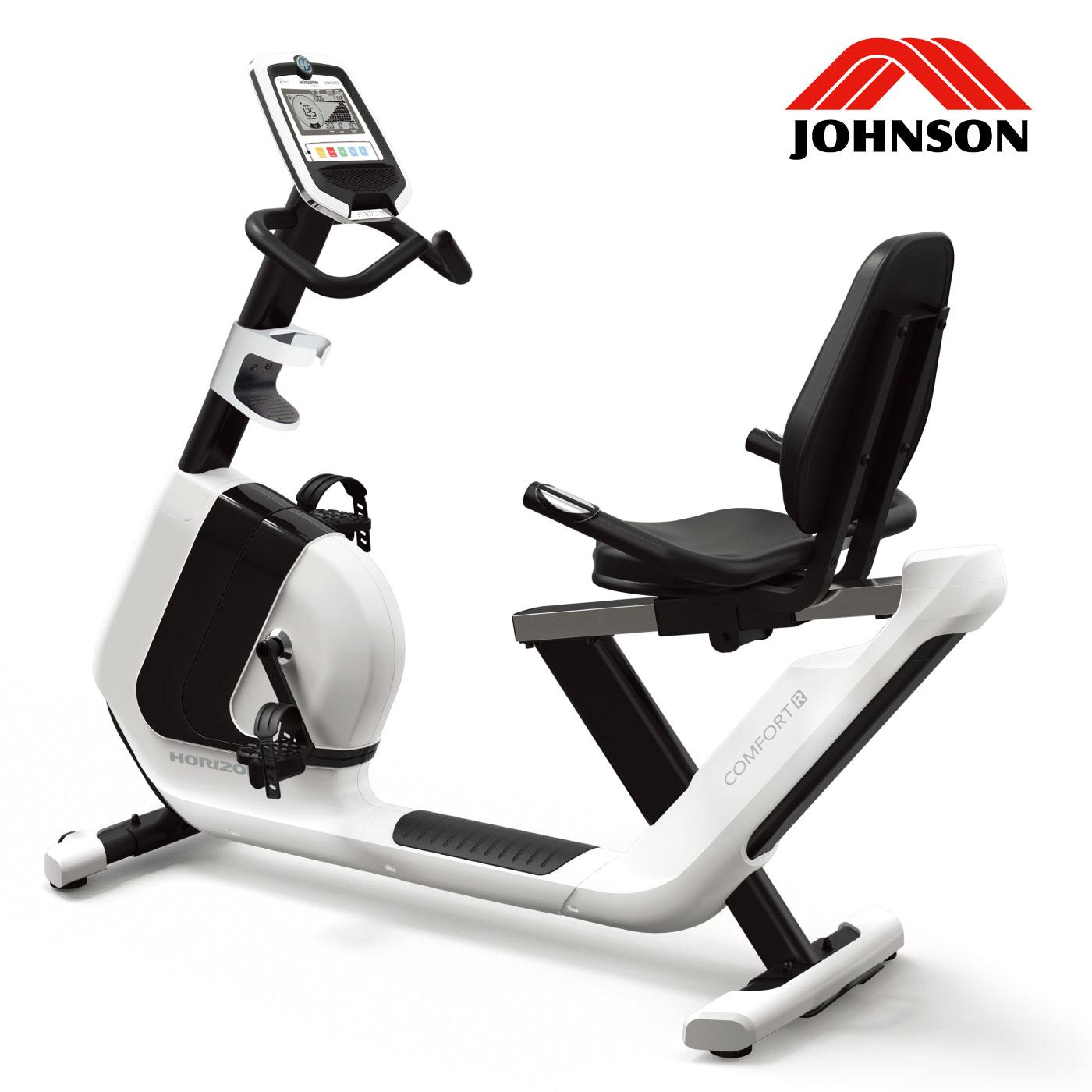 ComfortR/家庭用リカンベントバイク〈HORIZON〉《ジョンソンヘルステック》