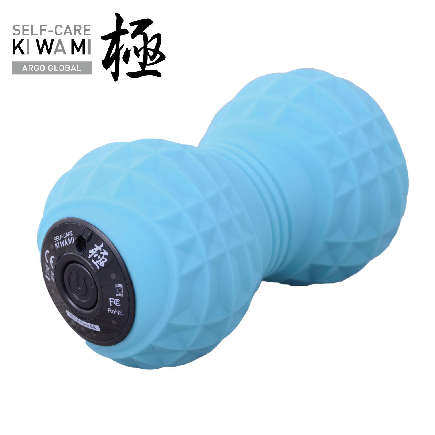 ストレッチダブルボール/マッサージボール《KIWAMI》