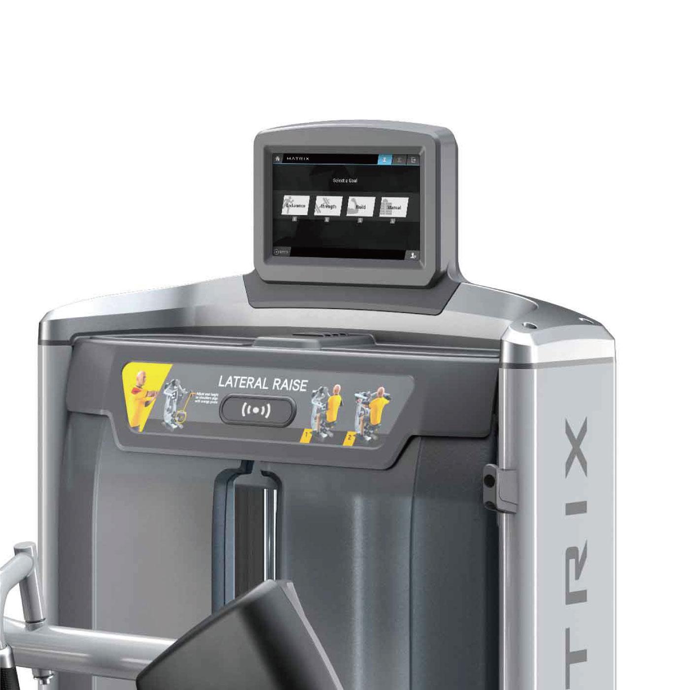 G7-S21-V2(ラテラルレイズ)〈アルトラV2シリーズ〉/業務用ストレングスマシン〈業務用MATRIX〉《ジョンソンヘルステック》