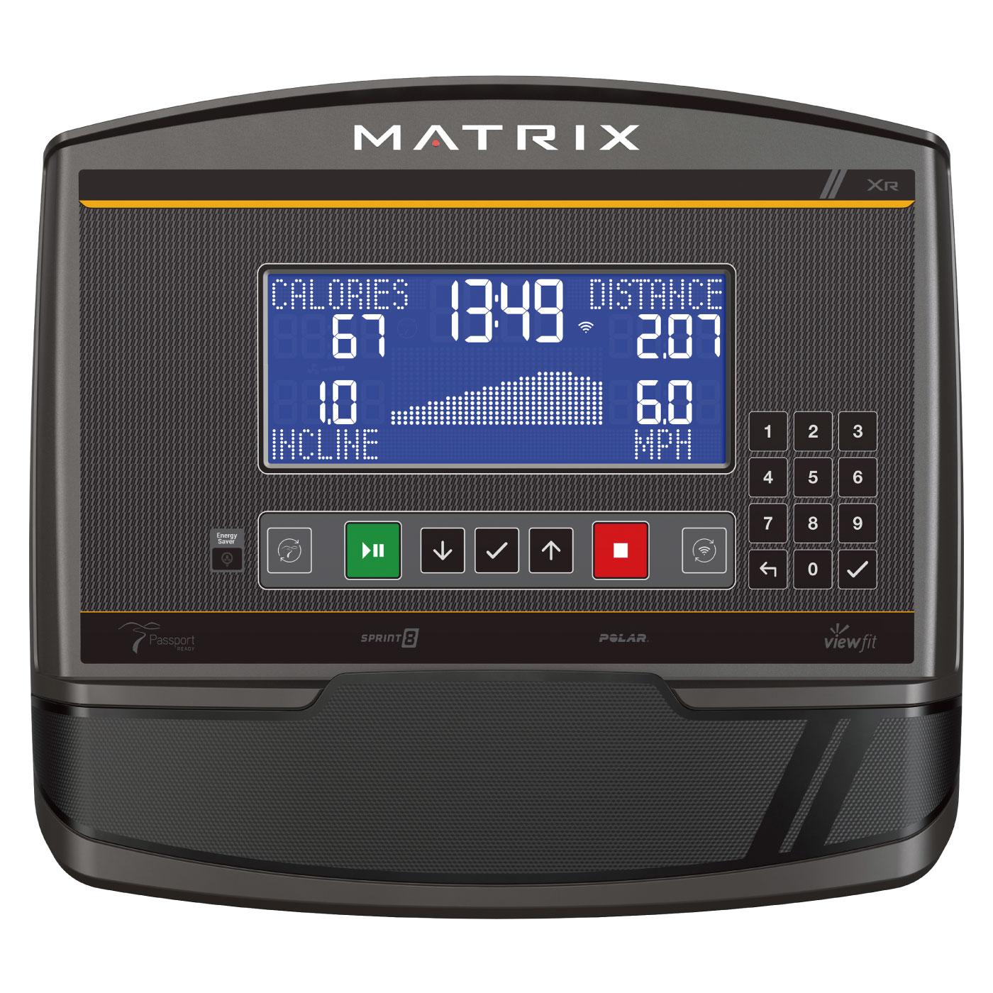 E50-XR/家庭用クロストレーナー〈家庭用MATRIX〉《ジョンソンヘルステック》