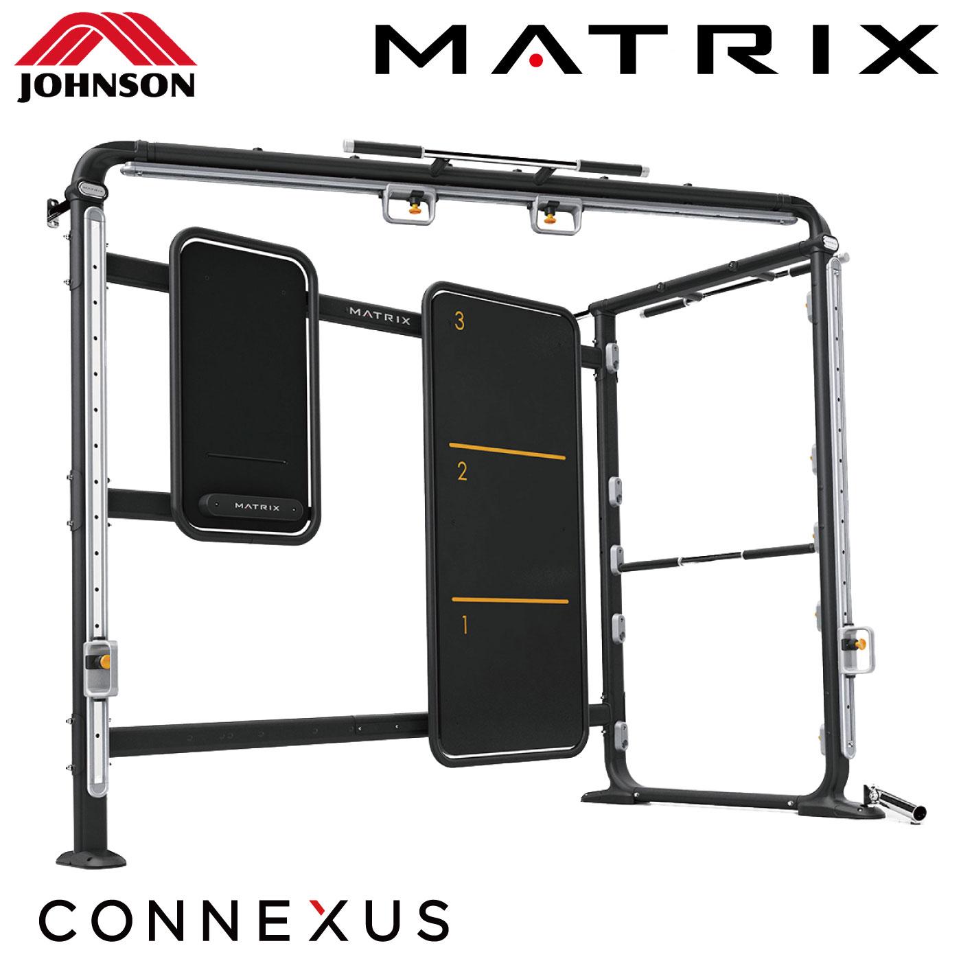 ウォールマウント〈CONNEXUS(コネクサス)〉/業務用ファンクショナルトレーナー〈業務用MATRIX〉《ジョンソンヘルステック》