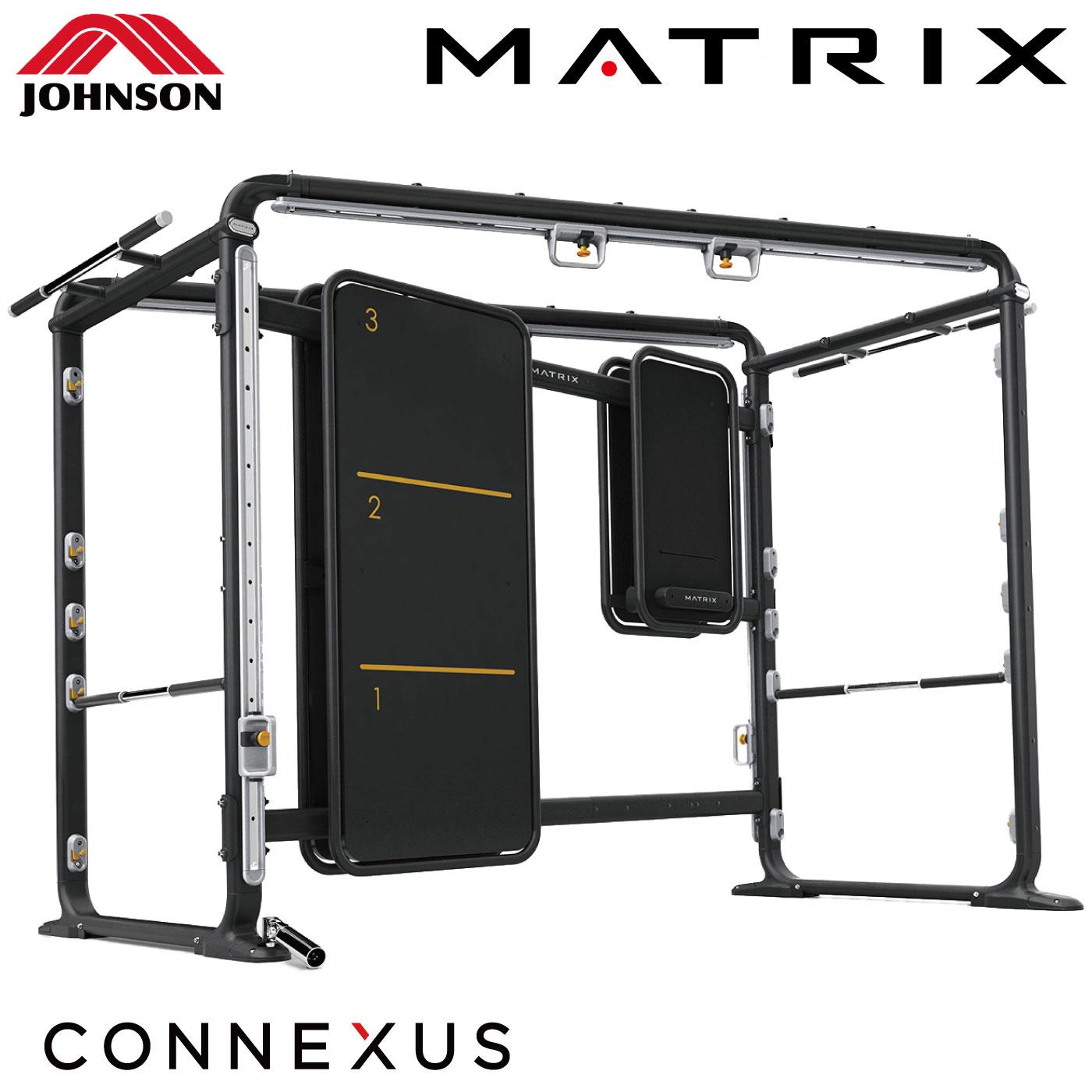 フリースタンディング〈CONNEXUS(コネクサス)〉/業務用ファンクショナルトレーナー〈業務用MATRIX〉《ジョンソンヘルステック》