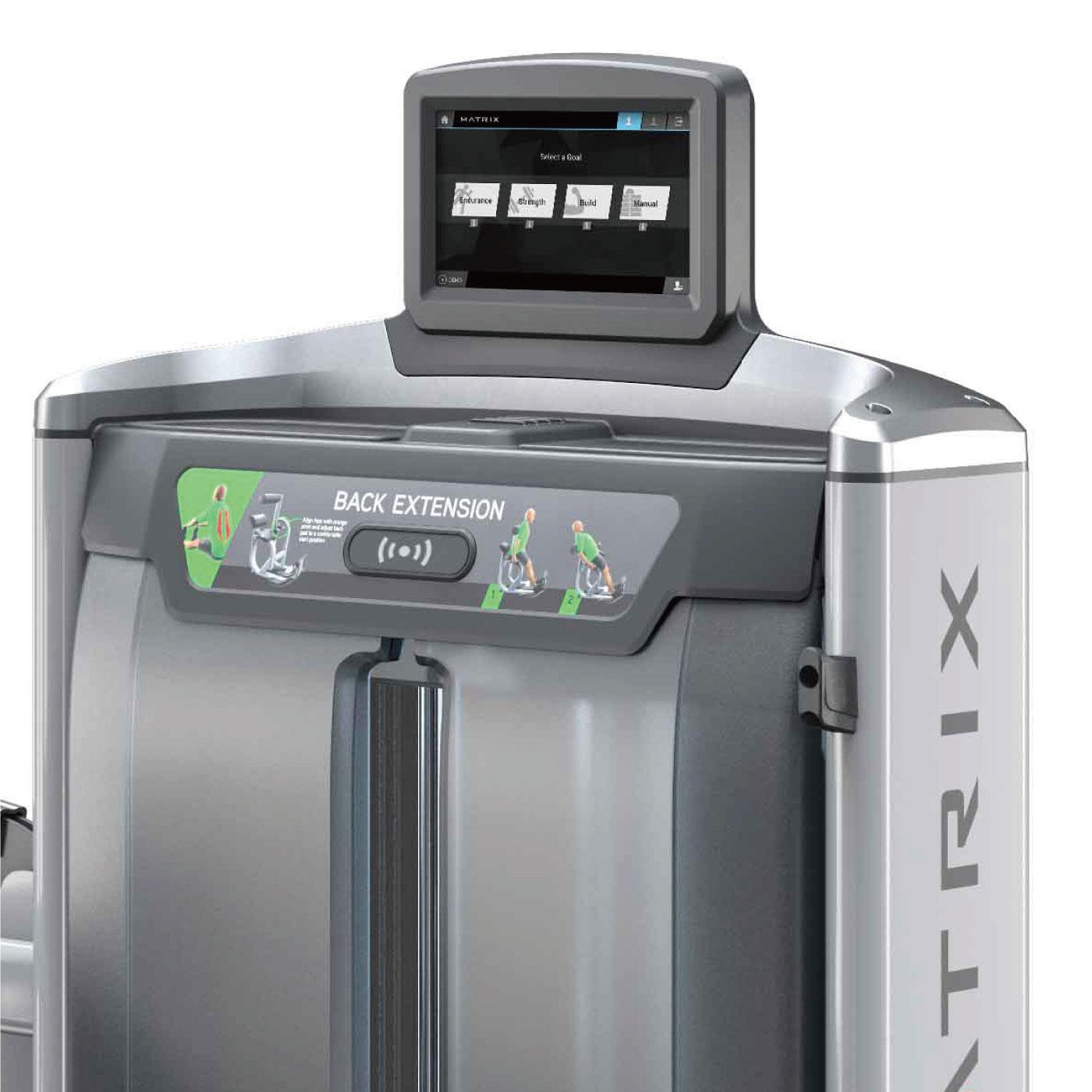 G7-S52-V2(バックエクステンション)〈アルトラV2シリーズ〉/業務用ストレングスマシン〈業務用MATRIX〉《ジョンソンヘルステック》