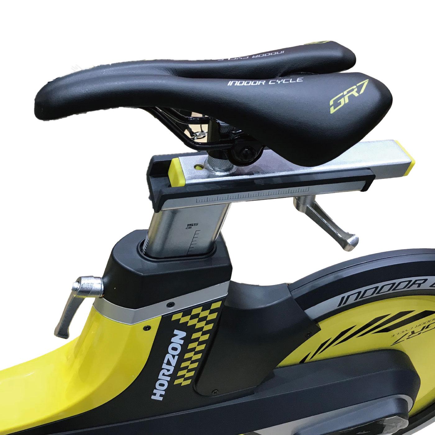 GR7/家庭用スピンバイク〈HORIZON〉《ジョンソンヘルステック》