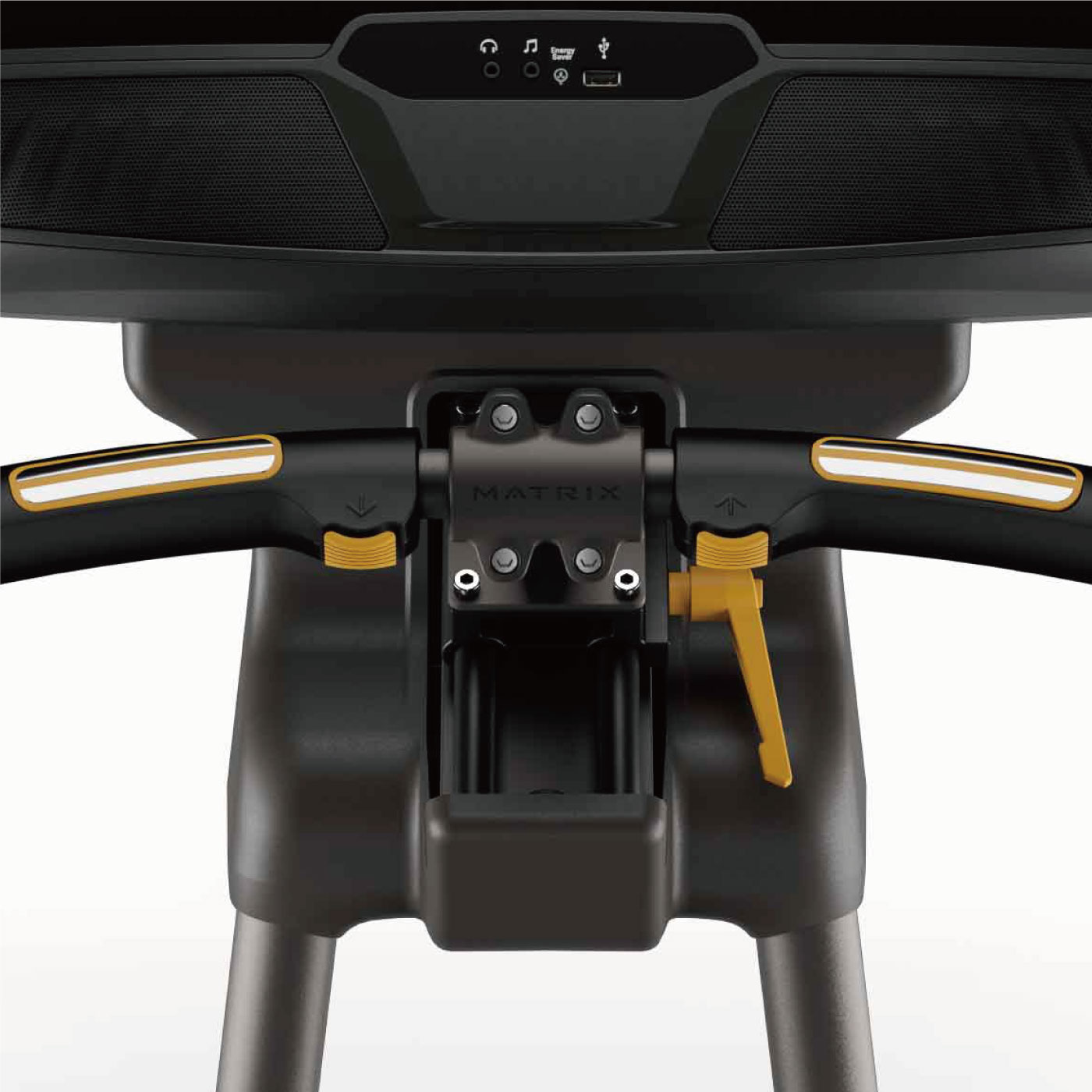 U50-XR-V2/家庭用アップライトバイク〈家庭用MATRIX〉《ジョンソンヘルステック》