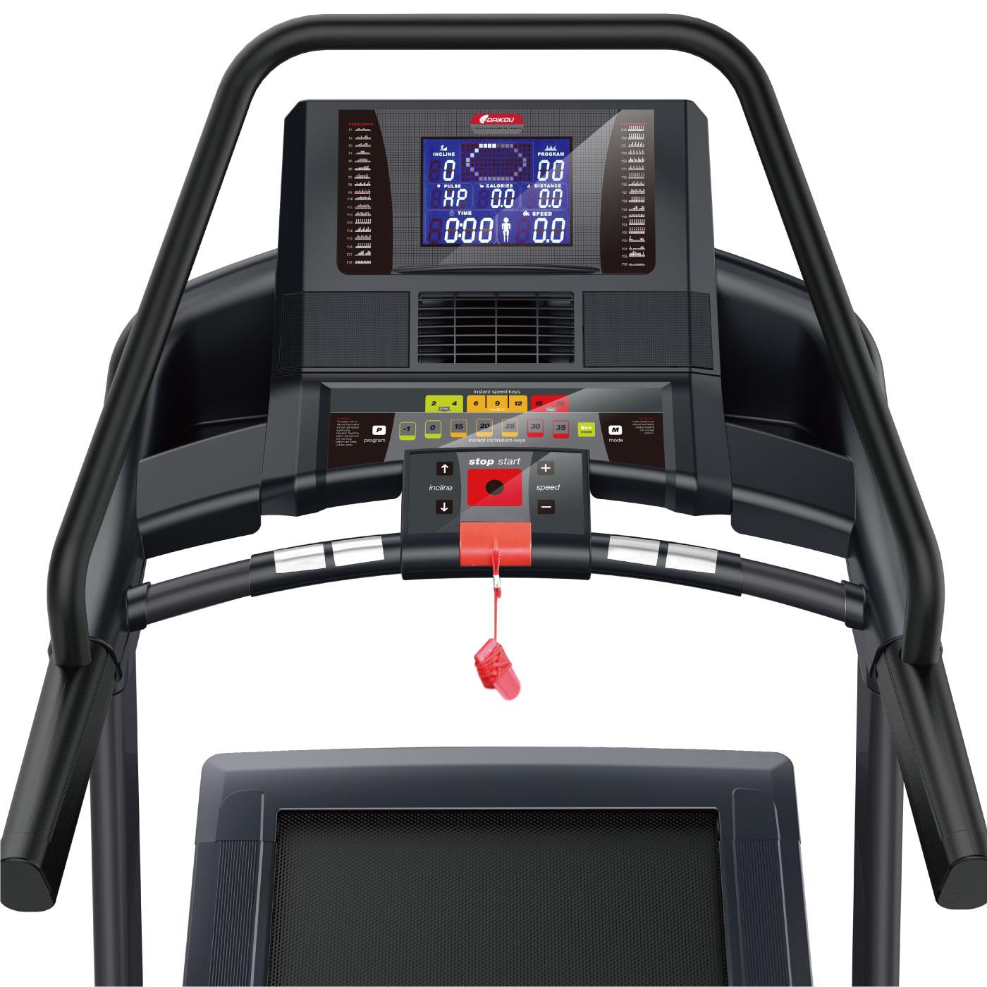 DK-6059/準業務用ルームランナー《DAIKOU(ダイコー)》