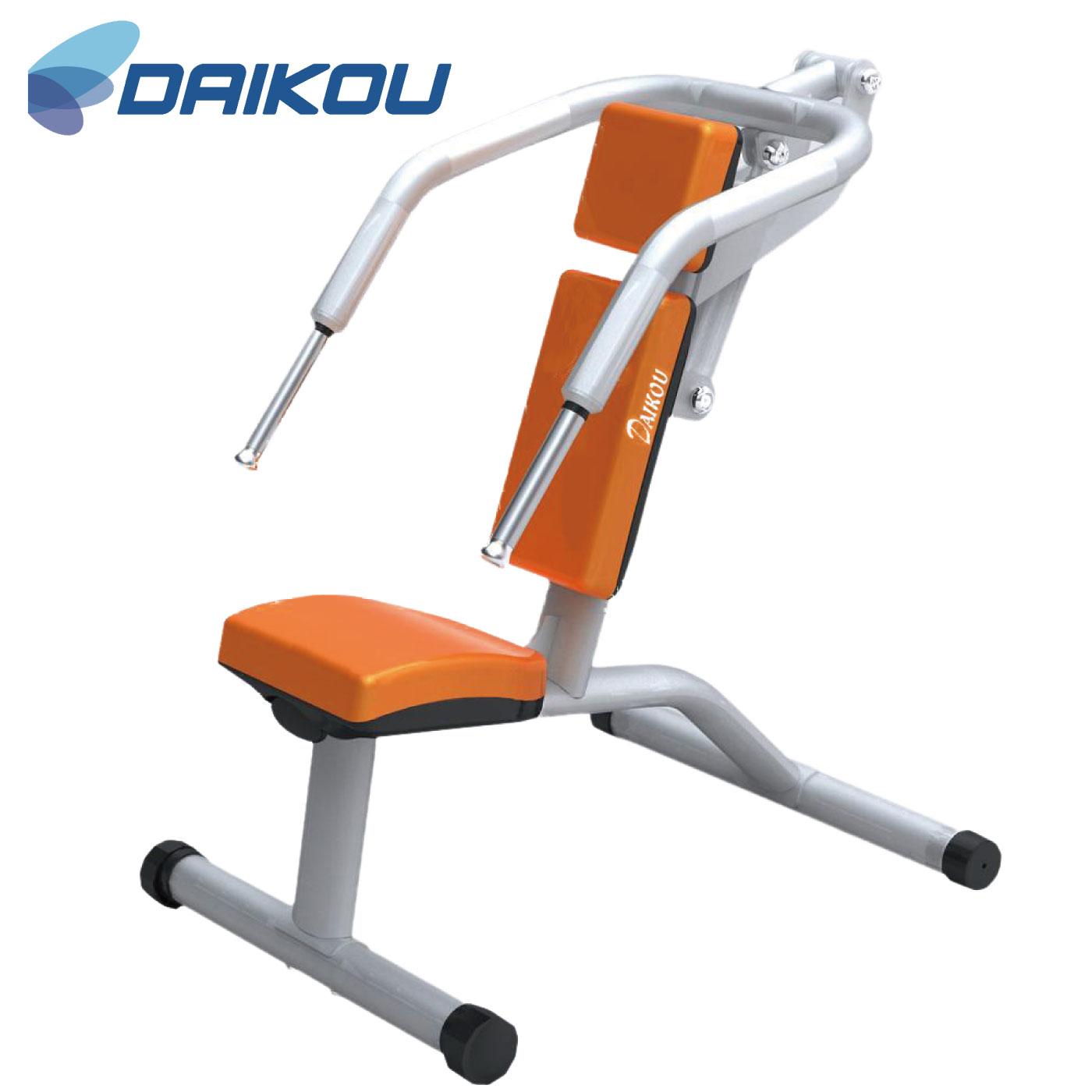 DK-1202(ショルダープレス・プルダウン)/準業務用油圧マシン《DAIKOU(ダイコー)》