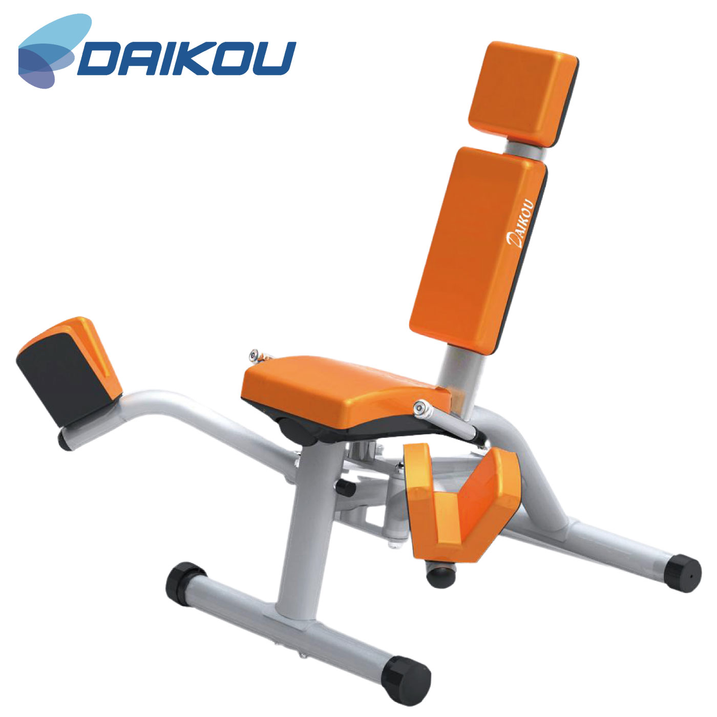 DK-1204(ヒップアブダクション・アダクション)/準業務用油圧マシン《DAIKOU(ダイコー)》