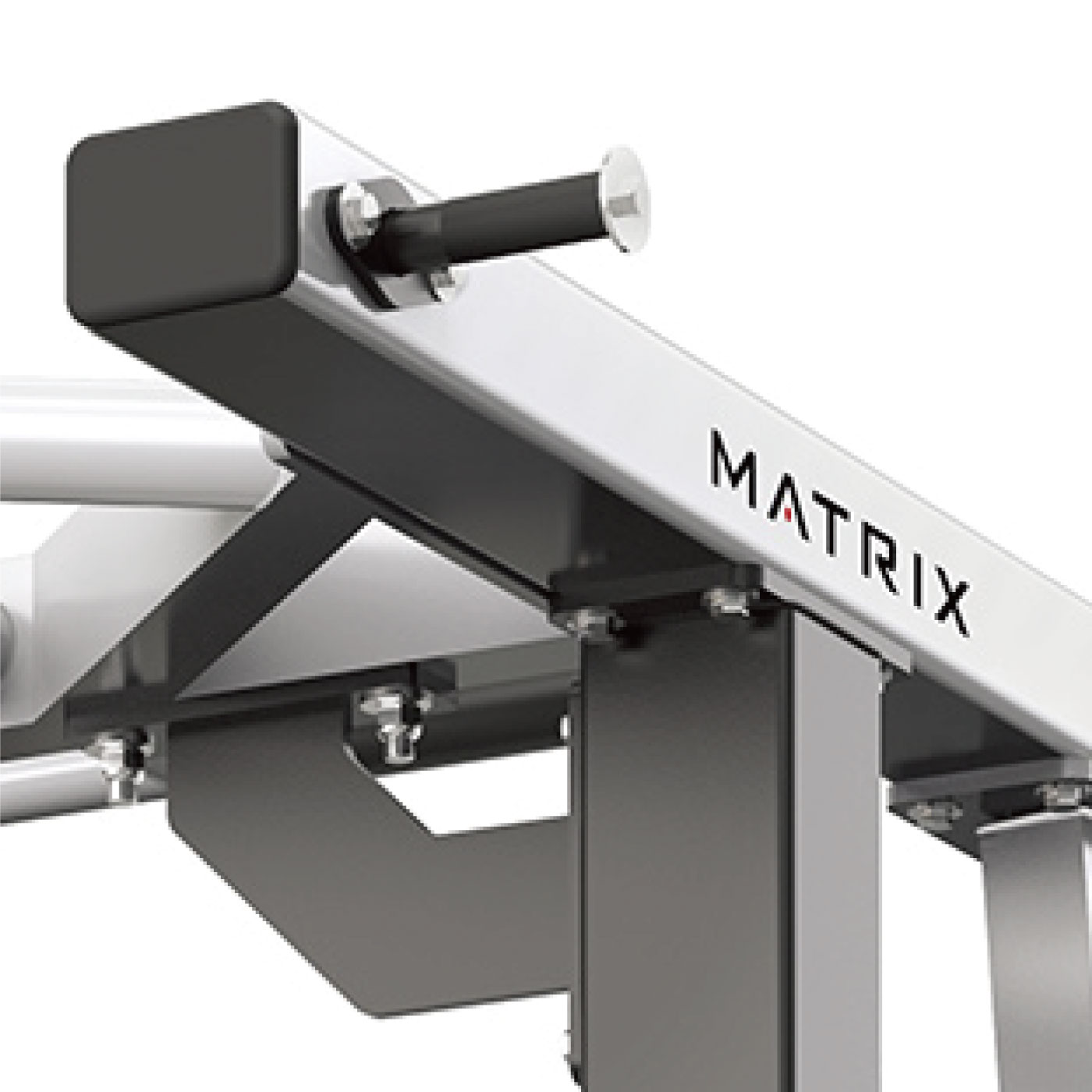 MG-MR690(メガハーフラック)〈MAGNUMシリーズ〉/業務用ストレングスマシン〈業務用MATRIX〉《ジョンソンヘルステック》