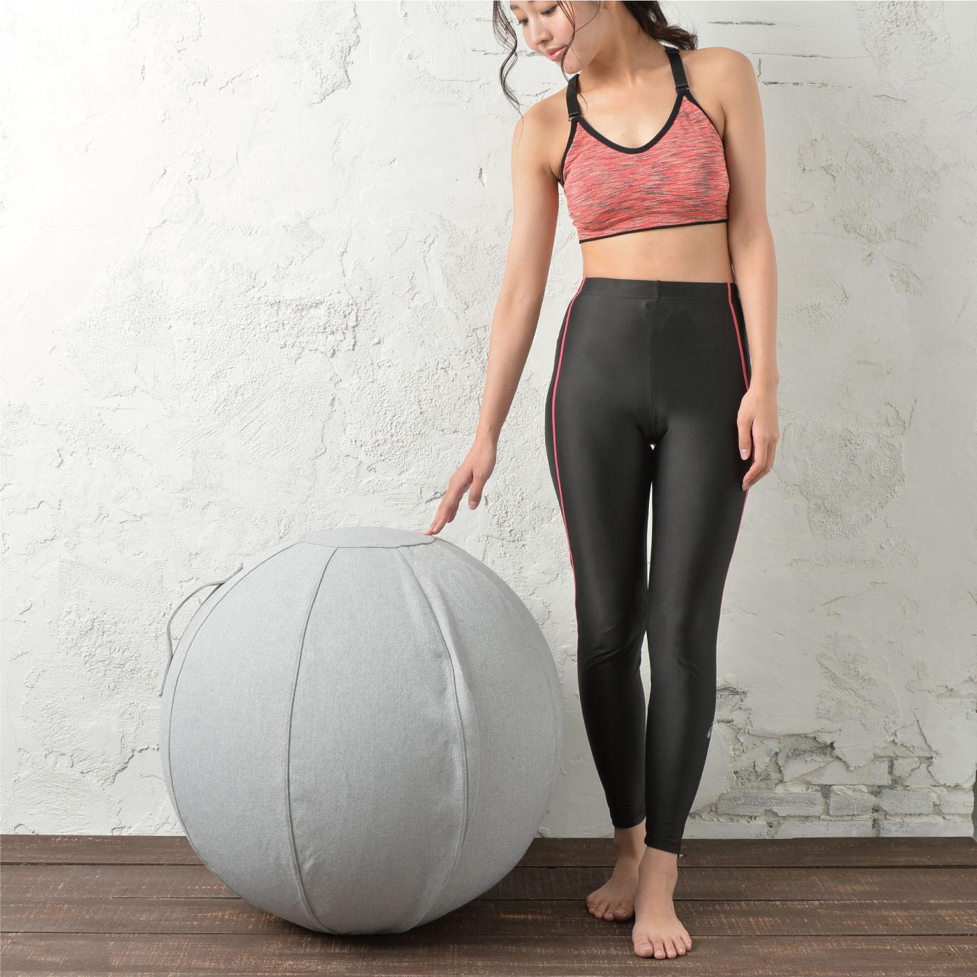 バランスボール/エクササイズボール(Balance Ball)《極-KIWAMI-》