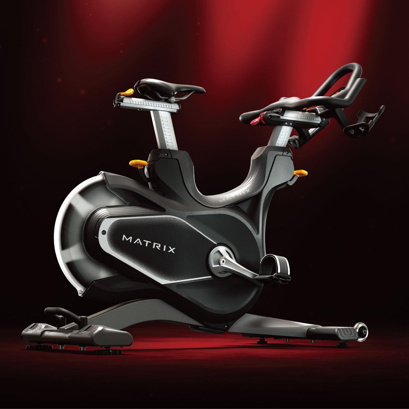CXP/家庭用スピンバイク〈家庭用MATRIX〉《ジョンソンヘルステック》