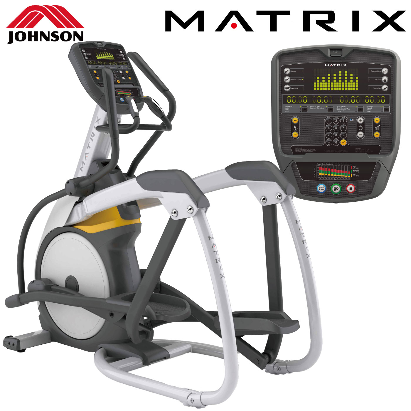 A3x/業務用アセントトレーナー〈業務用MATRIX〉《ジョンソンヘルステック》