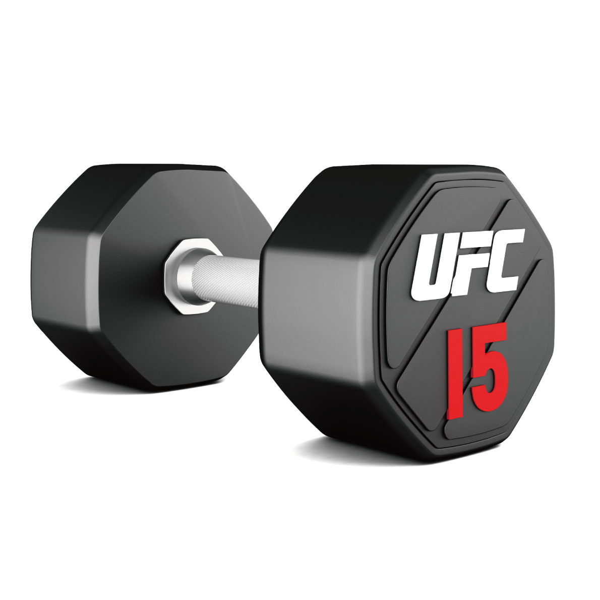ウレタンダンベル/アレーの5ペアセット(42kg-50kg)〈業務用〉《総合格闘技UFCオフィシャル》