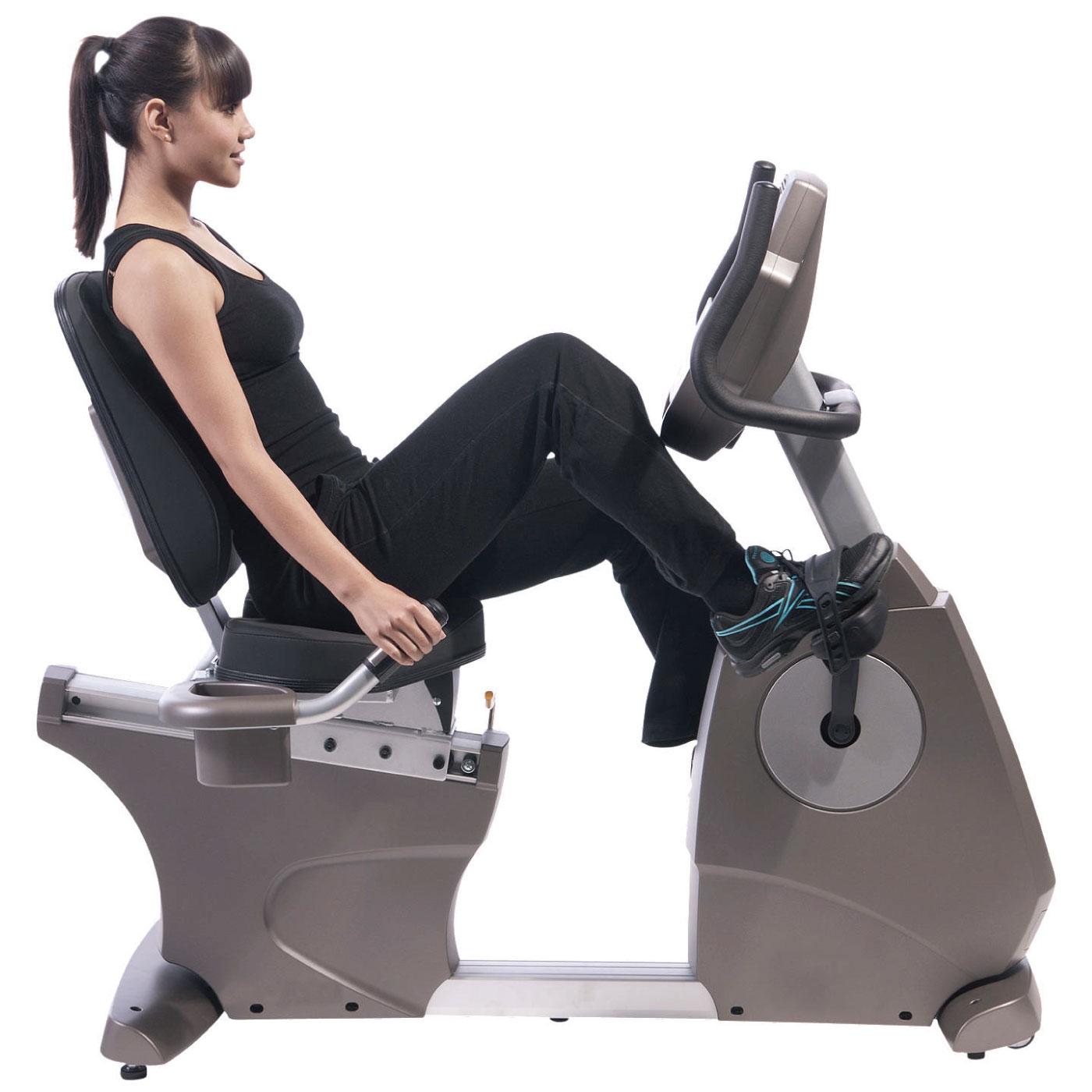 CR800/準業務用リカンベントバイク〈Spirit Fitness〉《ダイヤコ》