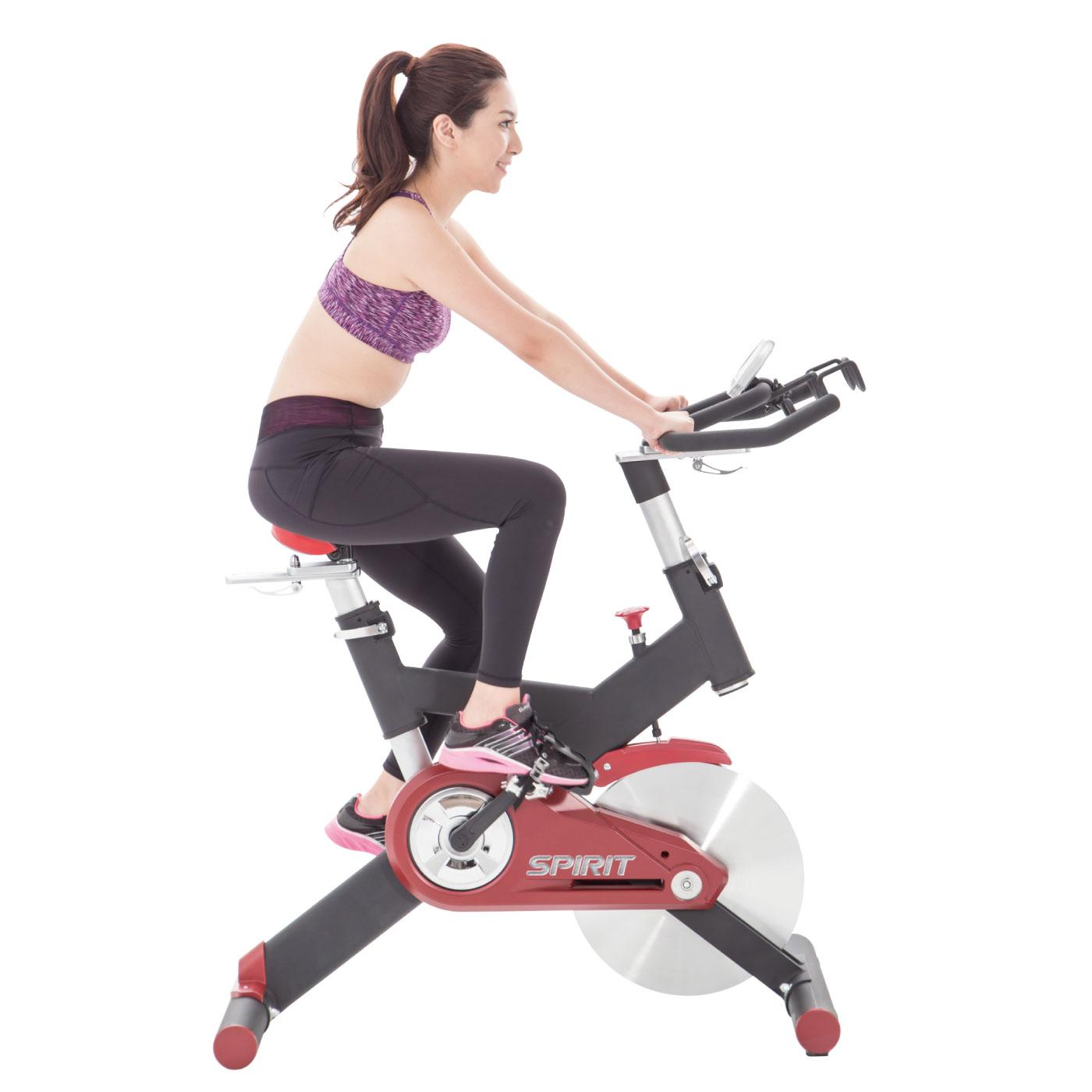 SB702-3260/準業務用スピンバイク(インドアサイクル)〈Spirit Fitness〉《ダイヤコ》